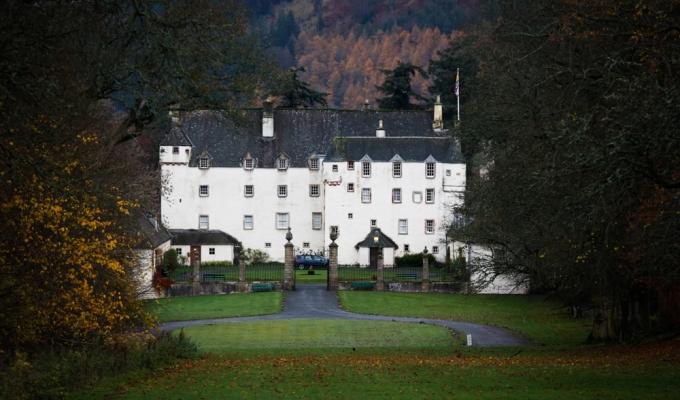Traquair House, Scotland.
